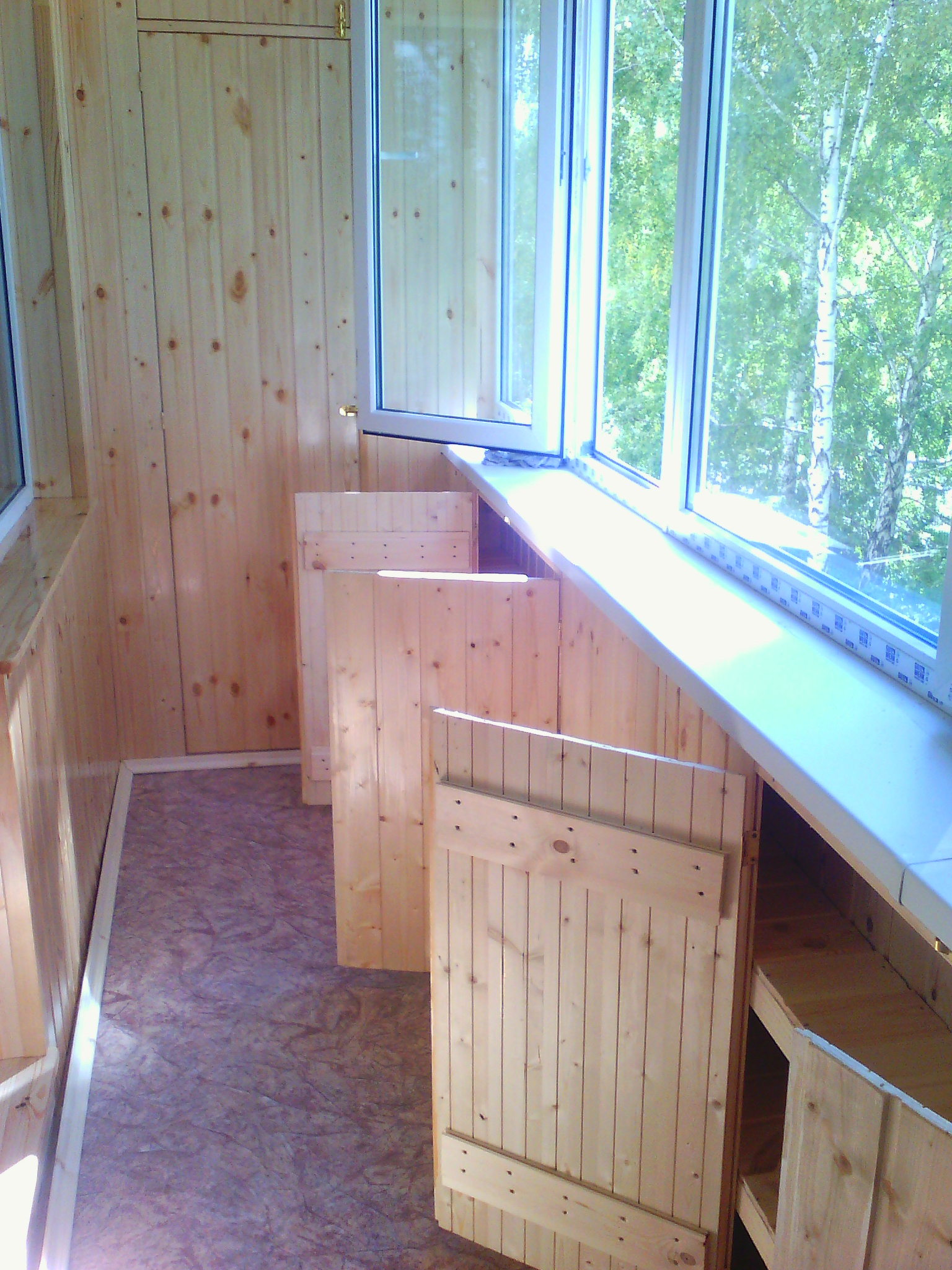 Уфа обшить балкон фото видео. - лоджии - каталог статей - ба.